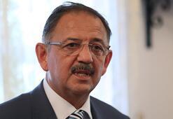 Özhaseki, pandemi sürecindeki çalışmaları için belediye başkanlarına teşekkür etti