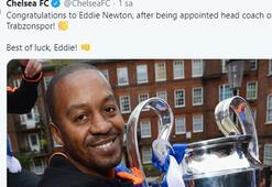 Chelseaden Eddie Newtona tebrik