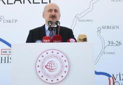 Bakan Karaismailoğlu açıkladı İstanbul-Edirne 1 saat 20 dakikaya düşecek
