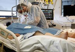 ABDde neredeyse 50 bin yeni koronavirüs vakası
