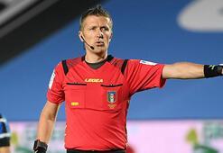 Medipol Başakşehirin Kopenhag maçını Daniele Orsato yönetecek