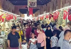 Bakan Kocanın vaka az dediği Edirneye, bayramda binlerce kişi akın etti