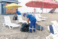 Aydın sahilleri güvenli ve sağlıklı