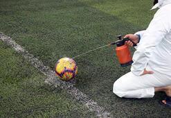 Halı Saha Futbol Federasyonu, koronavirüs önlemlerini açıkladı