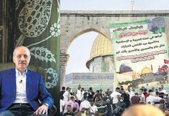 Kurtulmuş, Ayasofya'dan sonraki hedefi açıkladı: Şimdi önümüzde Kudüs-ü Şerif var
