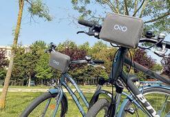 Çekirdekten e-bisiklet çıktı