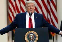 Trumptan karantina açıklaması: Zararı yararından çok