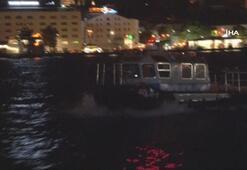 İstanbul Boğazı'ndaki teknelere corona virüs denetimi
