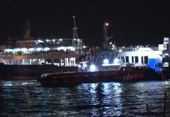 Son dakika... Marmara Denizinde sıcak saatler Yüzlerce yolcu mahsur kaldı