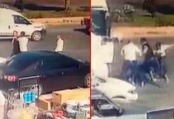 Kaza sonrası süt tankeri sürücüsü tekme tokat dövüldü