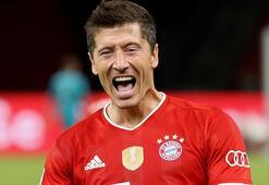 Lewandowskinin favori teknik direktörü Klopp