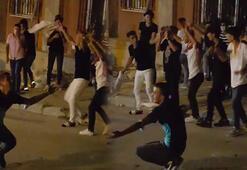 İstanbulda şok eden anlar Asker uğurlamasında corona unutuldu