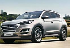 Hyundai Tucsona yeni donanım