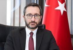 İletişim Başkanı Altun: Devletimiz tüm kurum ve imkanlarıyla milletimizin yanında