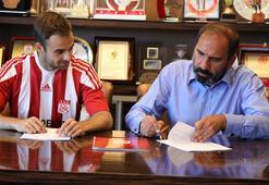 Son dakika transfer haberleri | Sivasspor, Jorge Felixle 2 yıllık sözleşme imzaladı