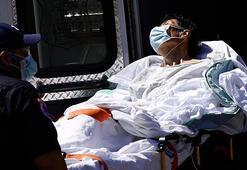 ABDde  koronavirüs nedeniyle ölenlerin sayısı 159 bini geçti