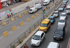 Kuşadasına bayram boyunca 206 bin araç giriş yaptı