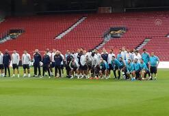 Medipol Başakşehir, Kopenhag maçına hazır