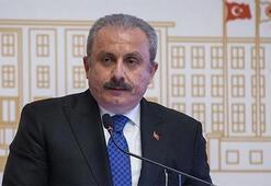 TBMM Başkanı Şentoptan Lübnana taziye mesajı