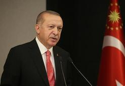 Son dakika... Cumhurbaşkanı Erdoğan Lübnan Cumhurbaşkanı Avn ile görüştü