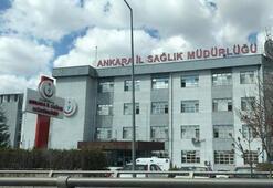 Ankara İl Sağlık Müdürlüğü: Pandemi kontrol altındadır