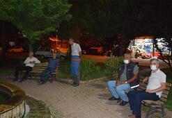 Malatyada artçı sarsıntılar devam ediyor Vatandaşlar geceyi dışarıda geçiriyor