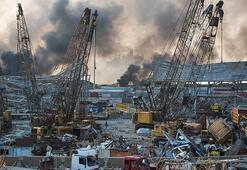 6 yıldır bir depoda tutuluyormuş Beyruttaki patlamada 2 bin 750 ton...