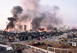 Beyrut'u yıkan patlama