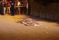 Mersin'de korkunç olay Babasını öldürdü