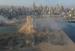 Lübnanın başkenti Beyrut nerede Haritası.. Beyrutta ne patladı