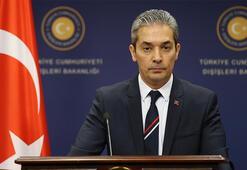 Dışişleri Bakanlığı Sözcüsü Aksoydan Keşmir açıklaması