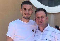 Juventusta forma giyen Merih Demiralı, ilk hocası anlattı