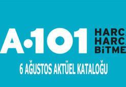 6 Ağustos A101 aktüel kataloğu indirim fırsatları Bu hafta A101 aktüel kataloğunda neler var