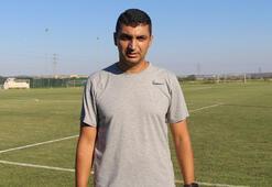 Bandırmaspor Teknik Direktörü Serdar Bozkurt: Play-offu zorlayabilirsek iyi olur