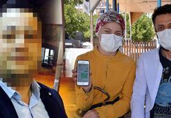 Hastanenin güvenlik görevlisi taciz etti iddiası