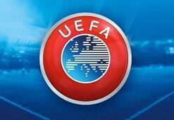 UEFAdan flaş karar Formalarda thank you mesajı...
