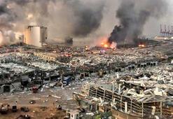 Son dakika... Beyruttaki patlama Bakan Varank: 6 sene önce İstanbul Boğazından geçti