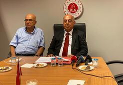 İstanbul İl Seçim Kurulu Başkanlığına getirilen Ali Ahmet Gürgül görevine başladı