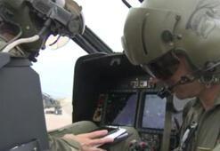 """""""TurAz Kartalı 2020"""" tatbikatına savaş helikopterleri katıldı"""
