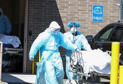 ABDde koronavirüsten ölenlerin sayısı 160 bini aştı