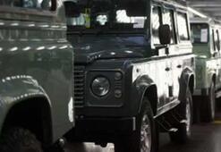 Land Rover Defender savaşını kaybetti