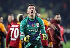 Transfer haberleri   Yıldız kaleci açıkladı Galatasarayda oynamaya açığım