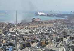 Türkiye için risk var mı Beyruttaki felaketin ardından rahatlatan açıklama