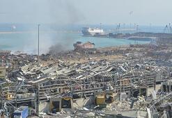 Beyruttaki felaketin ardından rahatlatan açıklama
