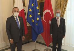 Dışişleri Bakanı Mevlüt Çavuşoğlu Maltada