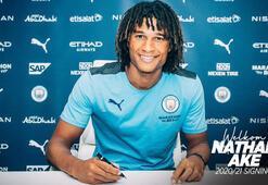 Manchester City, Nathan Akei transfer etti