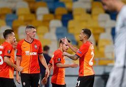 Shakhtar Donetsk çeyrek finale yükseldi