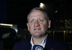 Göksel Gümüşdağ: UEFAya bildireceğiz