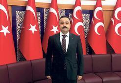 MHP Ordu İl Başkanı Naci Şanlıtürk oldu
