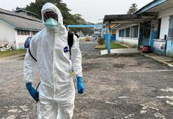 Gambiyada corona virüs nedeniyle OHAL ilan edildi